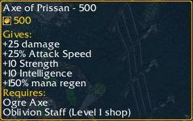 dota axe of prissan