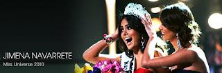 Jimena Navarette - Miss Universe 2010