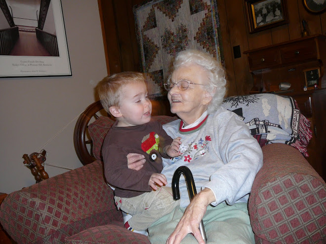 Love Great Grandma
