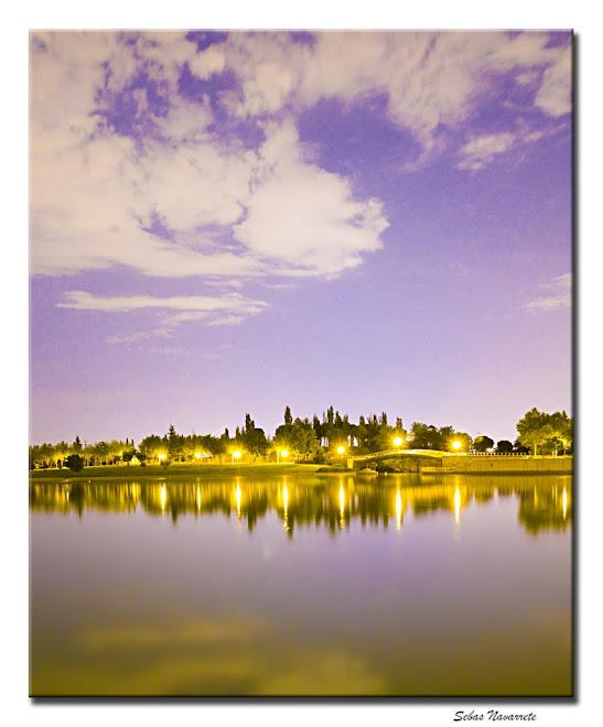 Laguna de Mari-Pascuala. Agosto 2009