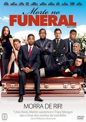 Filme Poster Morte no Funeral DVDRip RMVB Dublado