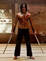 Ninja Assassin le film