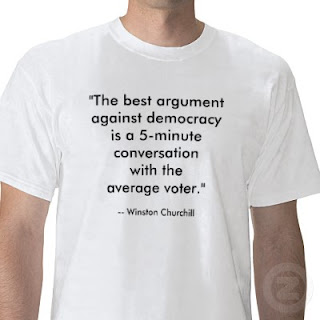 Essay on arguments against democracy