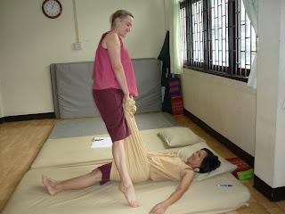 Pregnancy Massage Leamington Spa