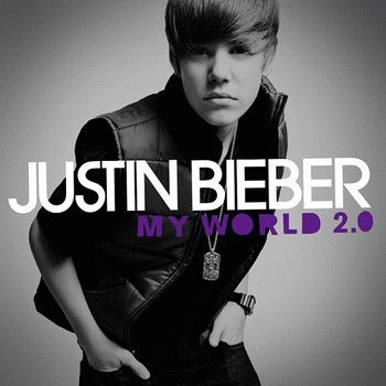 justin bieber album my world 2.0. justin bieber album my world