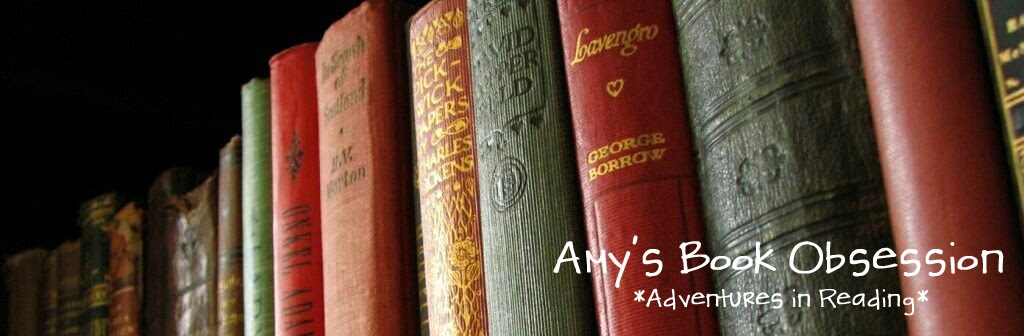 Amy&#39;s Book Obsession