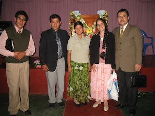 vestir misionero