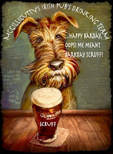 Happy 4th Barday, Oops, Me Mean, Barkday (March 5,2010), Scruffman, Me Pal!!!