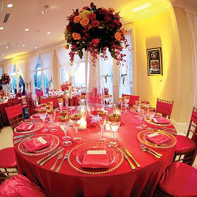 celebrity wedding receptions fearon may events