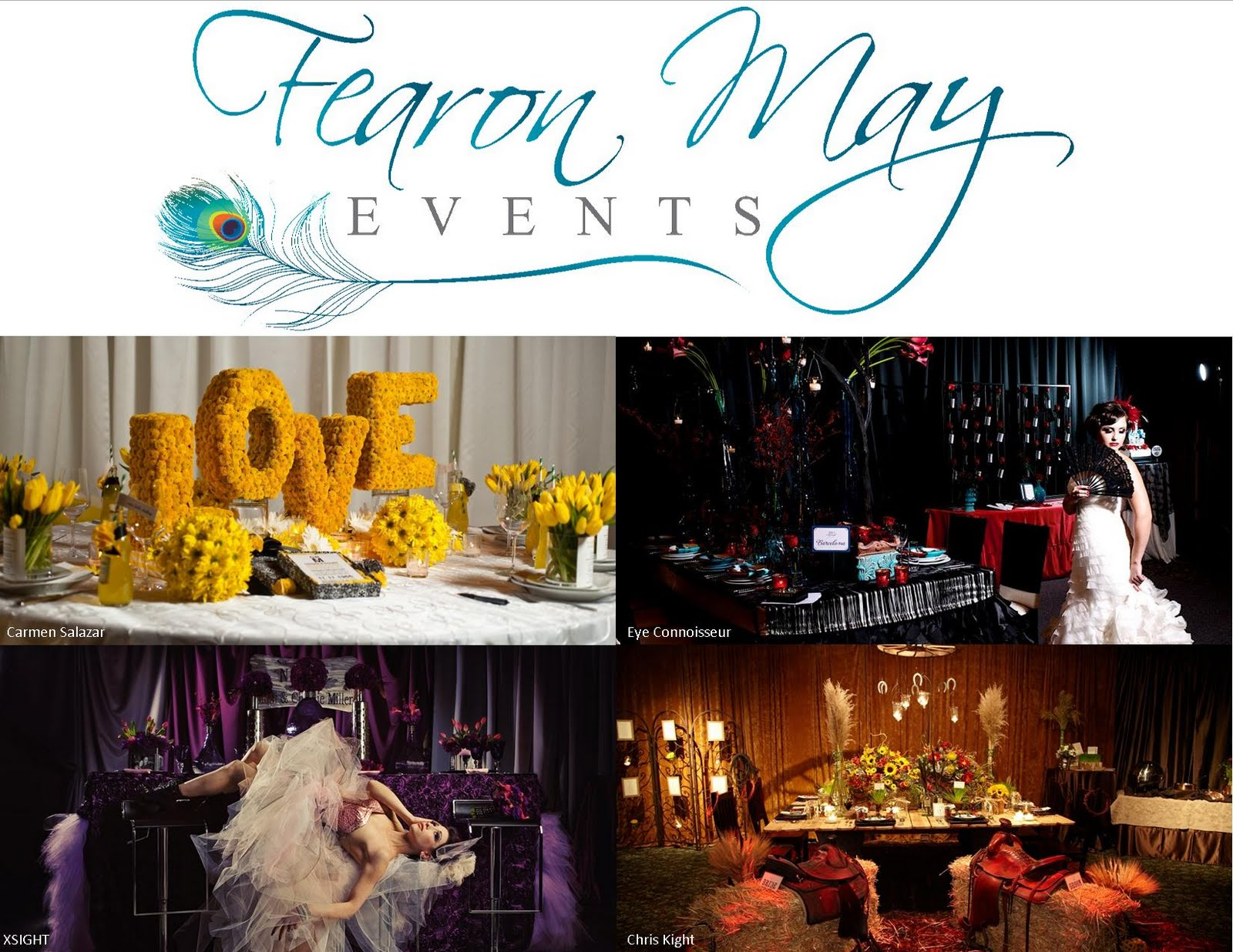 Fearon May Events
