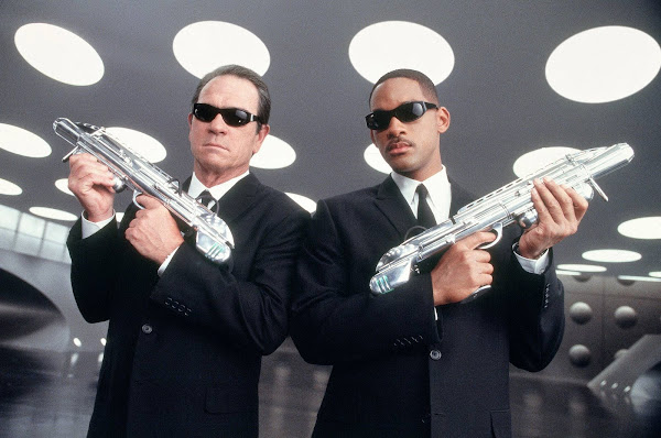 Men in Black 3 (Hombres de Negro)