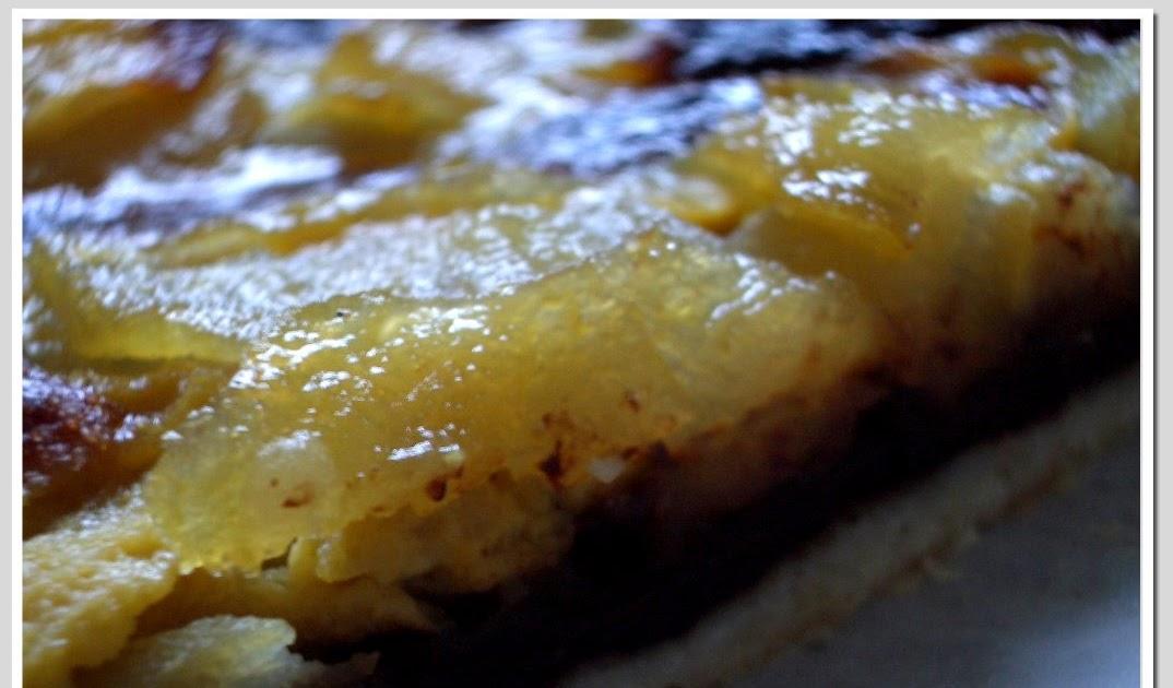 En trois coups de cuill re pot tarte aux poires et au chocolat et tartelettes amandines - Peut on congeler des poires ...