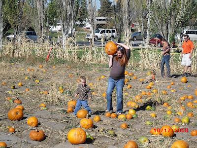 lets carry it back - Wheeler Farm Halloween