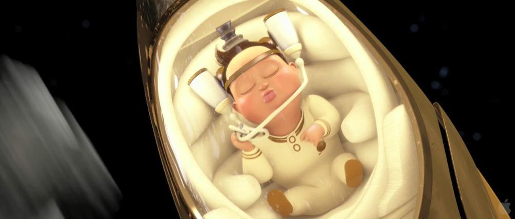 Yellow Mellow!: New Trailer: Dreamworks' Megamind!