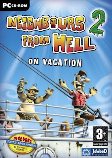 Hell Neighbours From Sequel The Puzzle Strategy Game