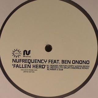 NUfrequency feat. Ben Onono  :: Fallen Hero