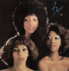 The Three Degrees :: Three D