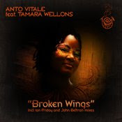 Anto Vitale feat Tamara Wellons :: Broken Wings