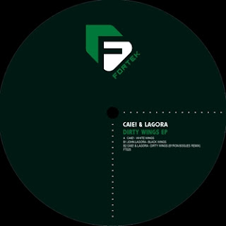 Caie and Lagora :: Dirty Wings EP