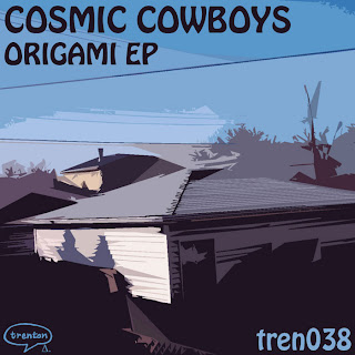 Cosmic Cowboys :: Origami