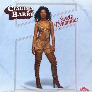 Claudja Barry  ::  Sweet Dynamite