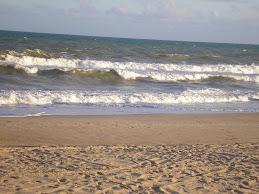 a praia que adoro