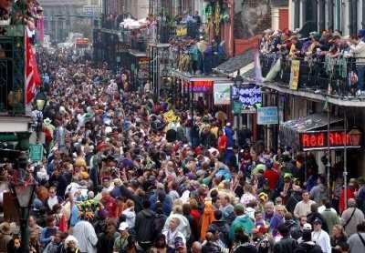 Mardi-Gras Parade