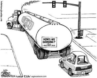Gasoline Humour