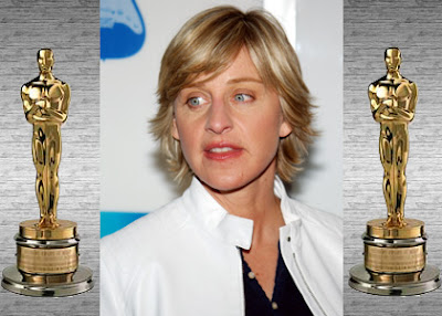 Ellen Degeneres was host to the 79th Academy Awards