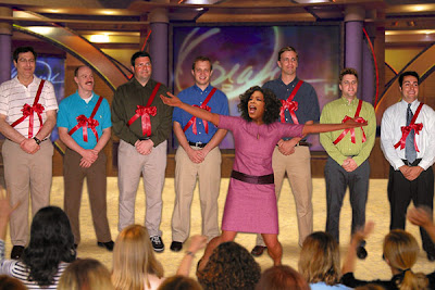 Oprah Stuns Audience With Free Man Giveaway