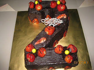 Time Bake Deco Shaped Cake Nasib Baik Tak Ter Peleot