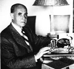 J.V. Foix . Poeta, Premi d'Honor de les Lletres Catalanes. (Barcelona, 1894-1987)