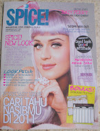 SPICE! Magazine-Jan 2011