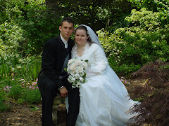 Clayton & Elizabeth  June 14, 2003