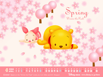wallpaper baby pooh. aby pooh amp; friends :D