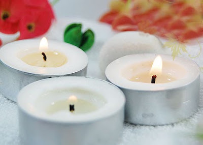 Aromatherapy means of relaxation #4, Aromateraphy