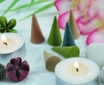 Aromatherapy means of relaxation #2, Aromateraphy