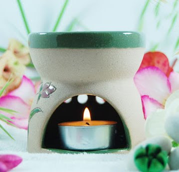 Aromatherapy means of relaxation #1, Aromateraphy
