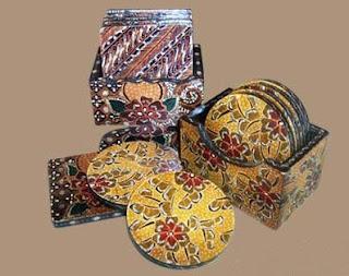 Wooden Batik Art of Natural Handicraft_005