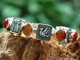 Antique Silver Bracelets