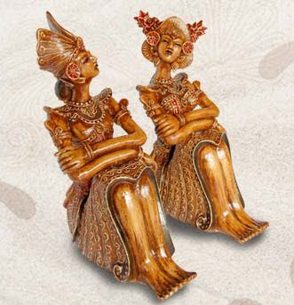 Antique Clay Statue, Clay Handicraft, Homemade handicraft