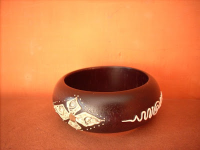 Antique Bracelet Natural Handicrafts, Wood handicraft, Homemade Handicraft, Antique Handicraft