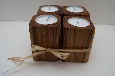wood candle holders format, Candle Holder, Handcraft