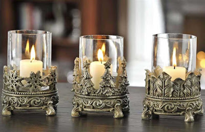 Antique Christmas candle, Candle Holder, Antique, Antique Handicraft, Handicraft Ideas, Handicraft