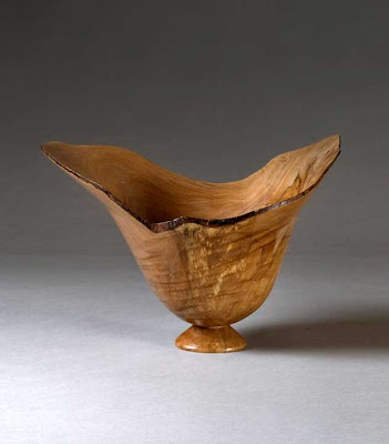 Natural Handicraft, Vase, Antique, wood handicraft, Natural Craft