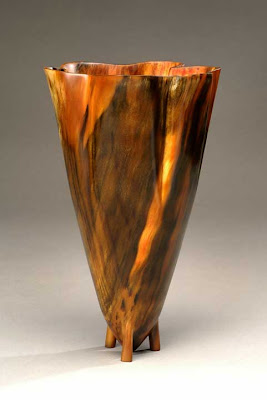 Natural Handicraft, Vase, wood handicraft, Natural Craft, Handicraft Design