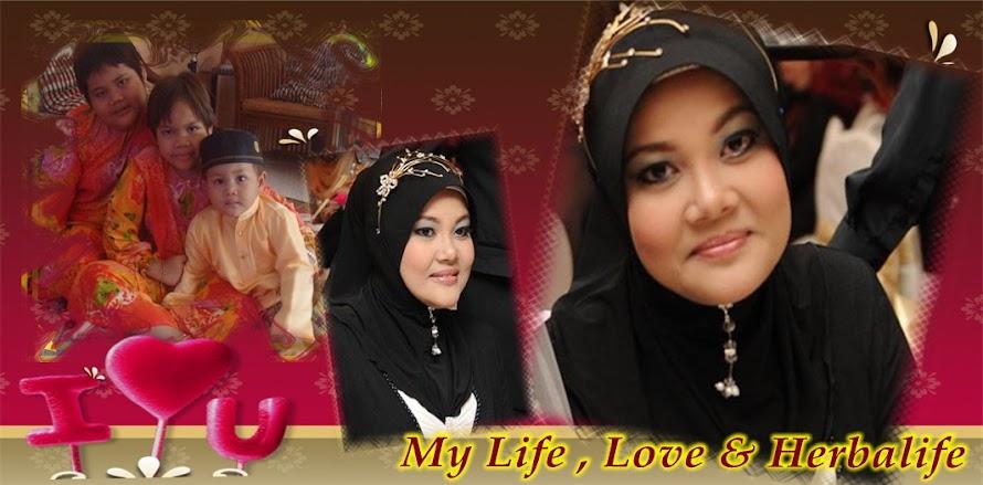 My Life , Love & HERBALIFE