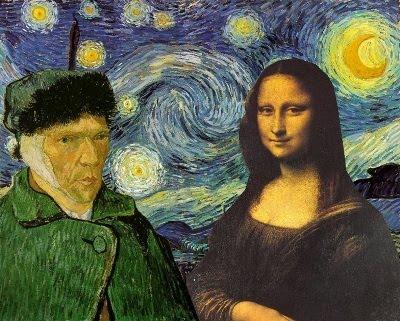 Vincent Van Gogh, también vegetariano...
