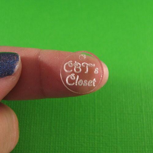 Custom Jewelry: Custom Jewelry Labels And Tags