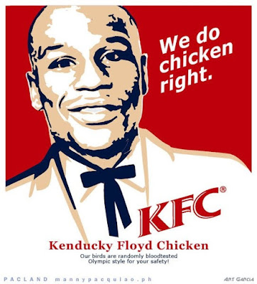 New+Image - Floyd Mayweather Endorser of KFC? - Boxing and Boxers